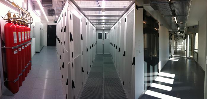 Architecte Geneve - 060 / FM14 Swisscom - Remise du Data Center