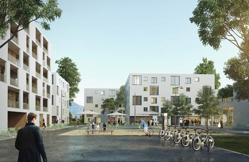 Architecte Geneve - 090 Concours Carouge