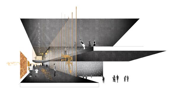 Architecte Geneve - 089 - Centre culturel -La Concorde-