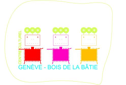 Architecte Geneve - 068 - Salle de musique alternative à la Bâtie