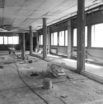Architecte Geneve - 097  Réaménagements de laboratoires de chimie