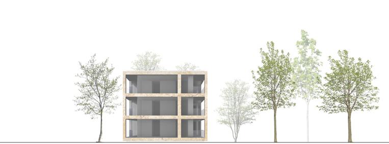 Architecte Geneve - 106 Construction de logements de 5ème zone