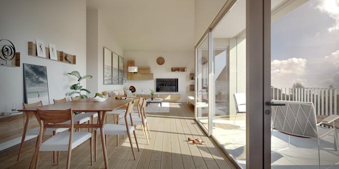 Architecte Geneve - 098 Logements à Bernex