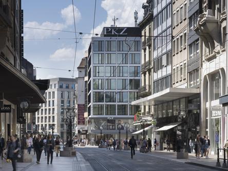 Architecte Geneve - 083 - Renovation Immeuble Fusterie