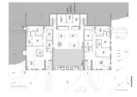 Beautiful Plan Villa Architecte Pictures - Joshkrajcik.us ...
