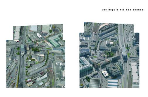 Architecte geneve guenin atelier d 39 architecture sa for Projet architectural definition