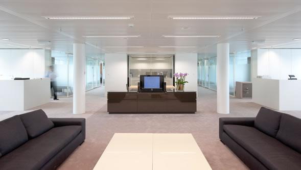 guenin architecte Vernier / CH Siège mondial TRANSOCEAN