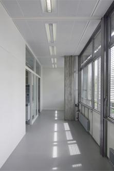 guenin architecte Genève / CH Université GE - Aménagement de laboratoires