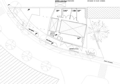 guenin architecte Lancy / CH Maison de quartier de Lancy