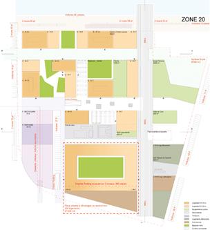 guenin architecte Genève / CH Opération Les Vernets