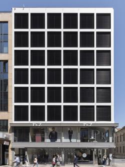 guenin architecte Genève / CH Rénovation Immeuble Fusterie