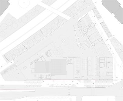 guenin architecte Vernier / GE / CH Centre culturel -La Concorde-