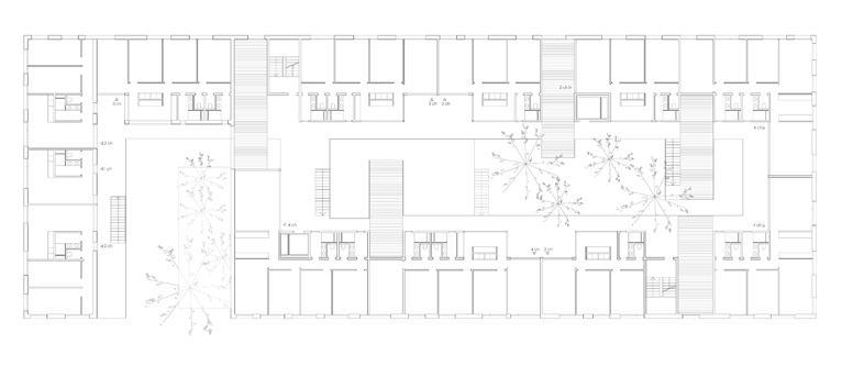 guenin architecte Carouge / GE / CH Parcelle Université Carouge