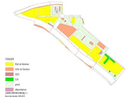 guenin architecte Genève / CH Rive Droite Arve