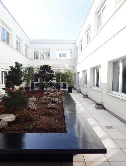 guenin architecte Genève / CH Pepsico - Aménagement du siège Européen