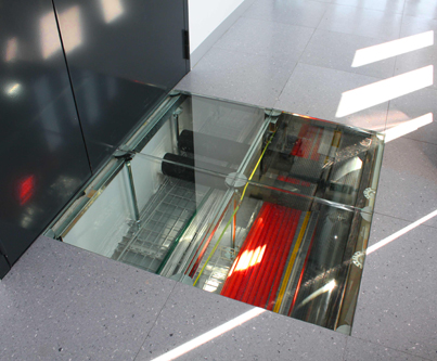 guenin architecte Lausanne / CH Data Center
