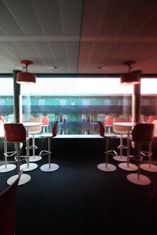 guenin architecte Vernier / GE / CH Urban Project - Aménagement de bureaux