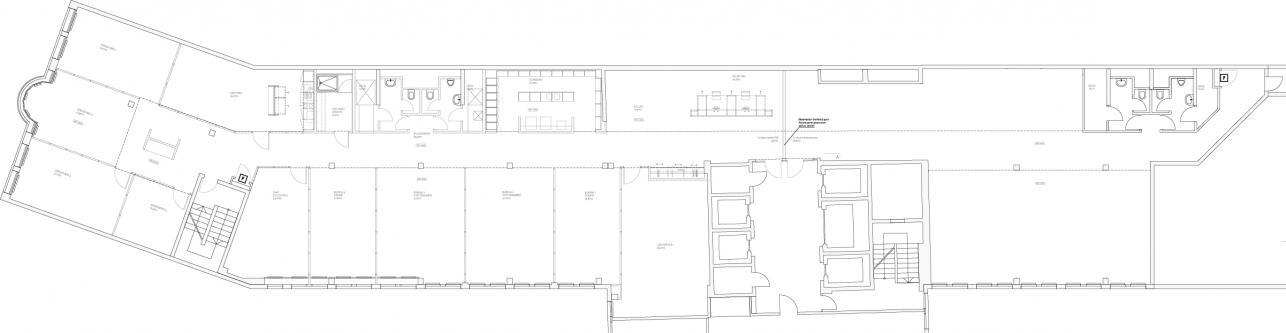 guenin architecte Genève / CH PSP - Aménagement du siège Genevois