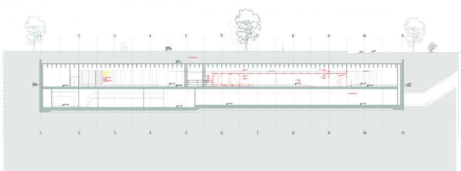guenin architecte Genève / CH Archives de la Ville