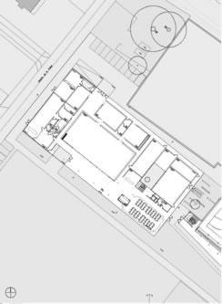 guenin architecte Genthod / CH  Bâtiment communal polyvalent