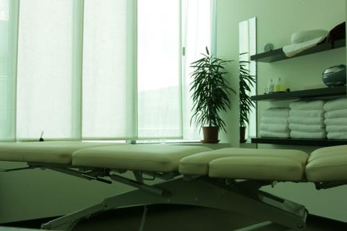 guenin architecte Genève / CH  Espace Physiothérapie Santé