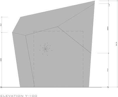 guenin architecte St-Jean - Genève / CH WC Public