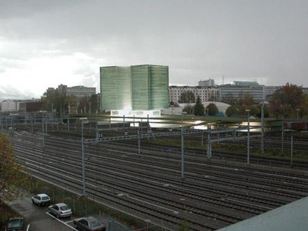 guenin architecte Genève / CH  Maison de la Paix