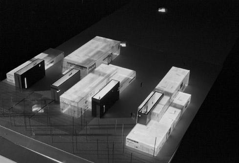 guenin architecte Meyrin / CH 480.4 - Meyrin centre