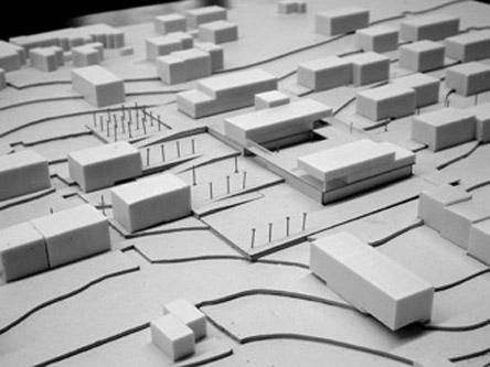 guenin architecte Satigny / CH Groupe scolaire