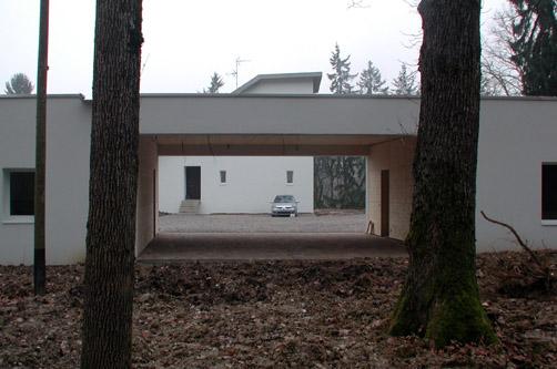 guenin architecte Versoix / CH Dépendence MZA