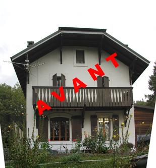 guenin architecte Versoix / CH  Villa MZL