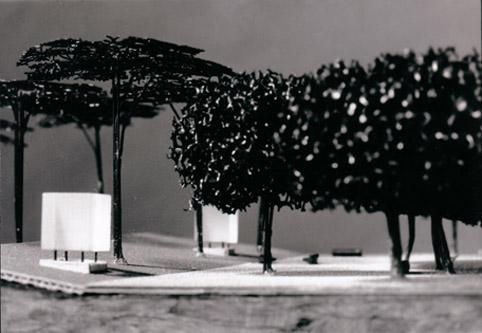 guenin architecte Barcelone / SP EIXIDA (cimetière urbain)