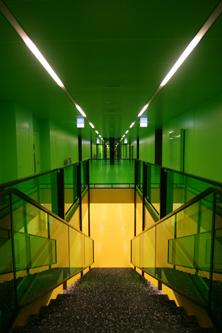 guenin architecte Grand-Saconnex / Genève Transformation du CO Budé