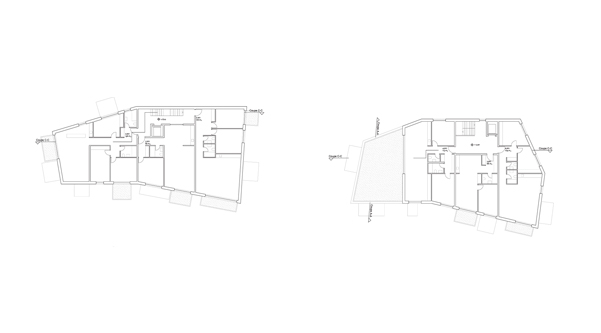 guenin architecte Anières / CH  Equipements publics & logement