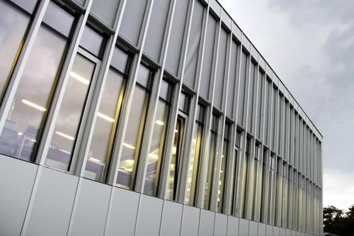 guenin architecte Vernier / CH  Centre administratif