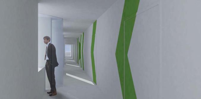 guenin architecte Genève / CH  Swisscom - Data center