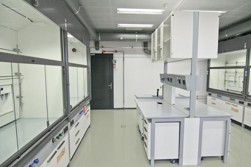 guenin architecte Genève / CH  Université de Genève - Dpt des Sciences