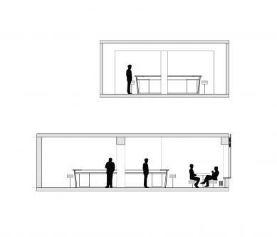 guenin architecte Genève / CH  Le Verre à Monique