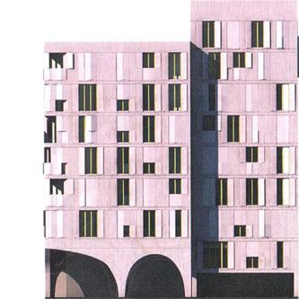 guenin architecte Genève / CH  Immeuble de logements en ville